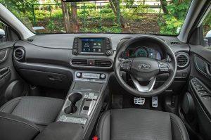 Hyundai Kona Interior Review