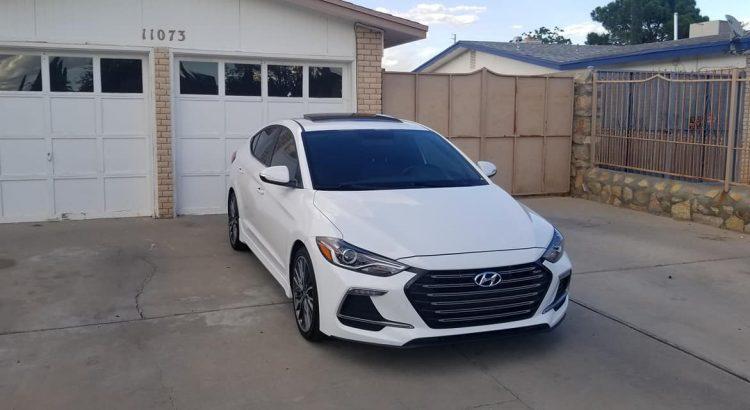 Hyundai elantra design