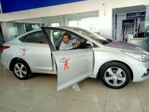 Hyundai verna Design