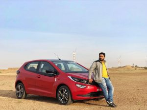 Tata altroz review design