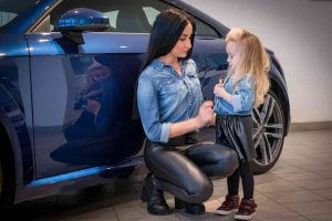 free car programs for single moms
