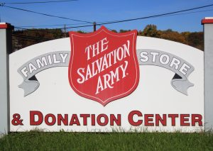 salvation army car auction